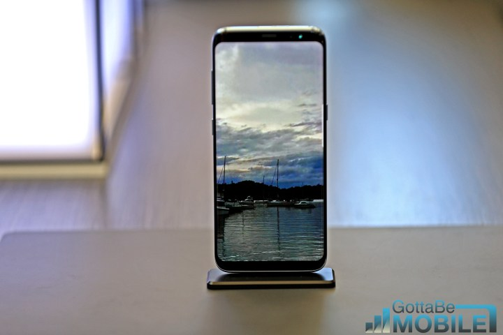How To Force Full Screen Apps On The Galaxy S8