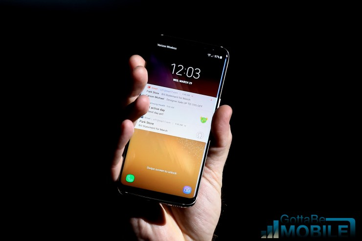 Is the Samsung Galaxy S8 safe?
