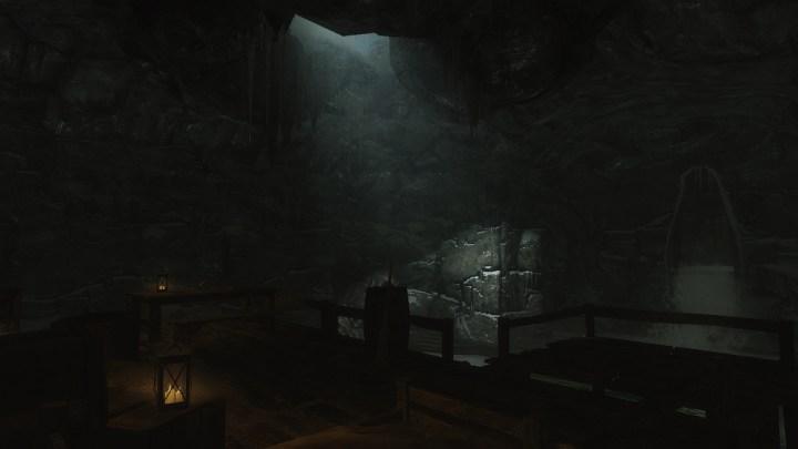 Skyrim Sewers