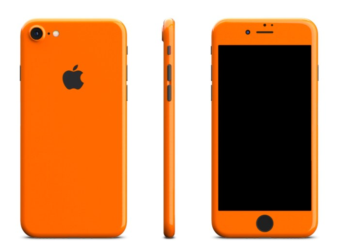 Colorware iPhone 7 Skin & Wrap
