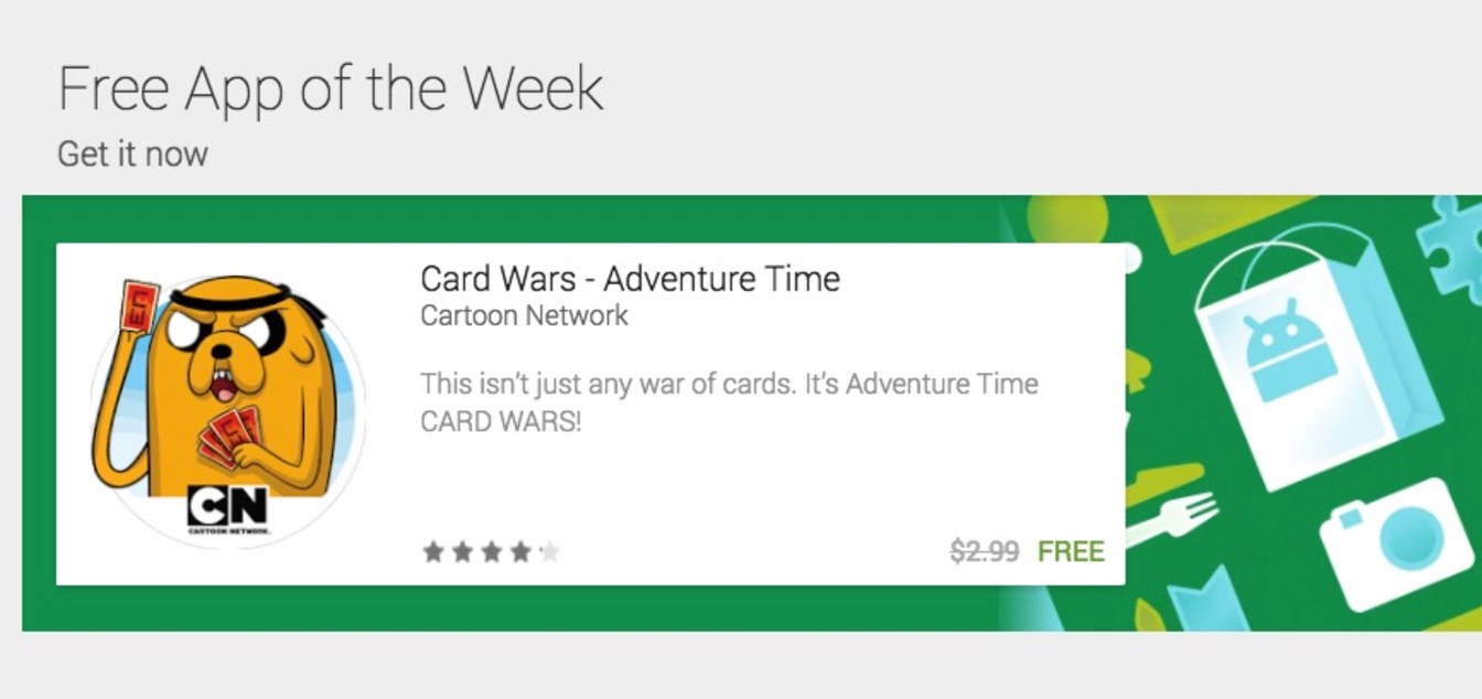 google play free app of the week what to know - Time Card App Free