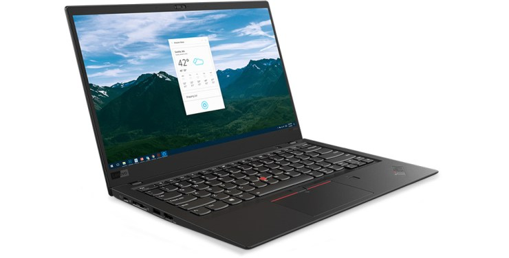 2018 ThinkPad X1 Carbon - $1,709