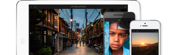 shoot HDR on iPHone with lightroom mobile