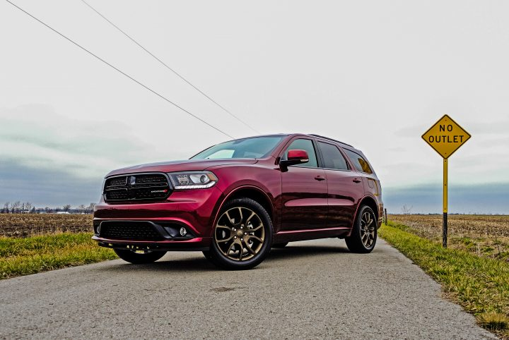 What you need to know about the 2017 Dodge Durango.