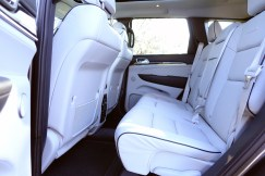 2017 Jeep Grand Cherokee Review - backseat