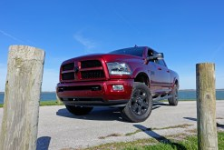 2017 Ram 2500 Review - Profile