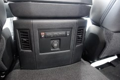 2017 Ram 2500 Review - backseat controls