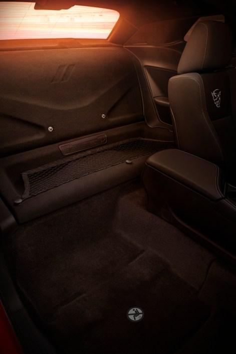 2018 dodge challenger interior.  2018 standard dragrace interior configuration of the 2018 dodge challenger srt  demon has driver seat on dodge challenger