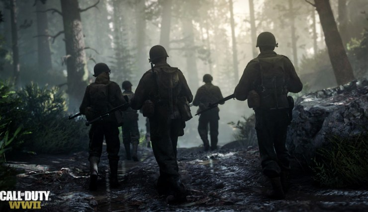 The Call of Duty: WWII release date is set in stone.