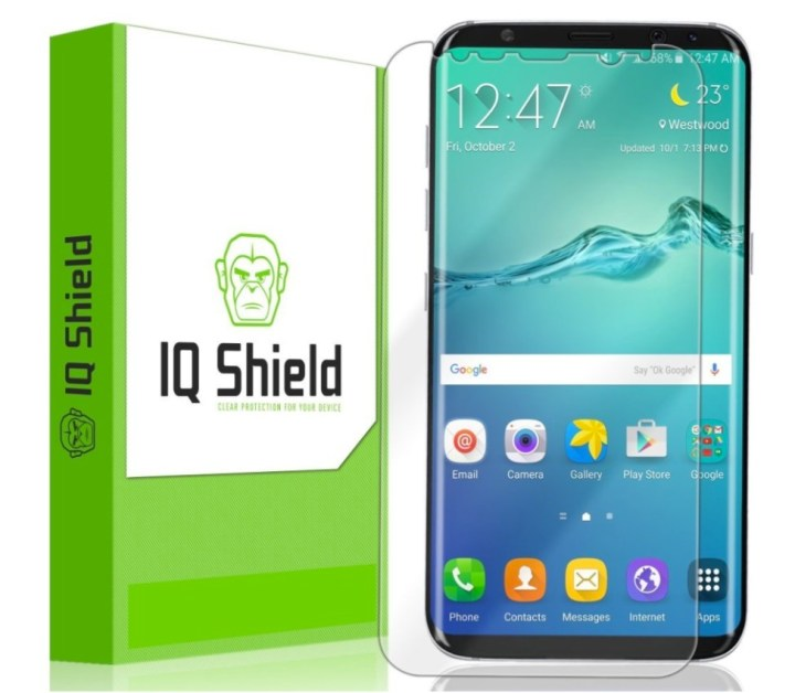 IQ Shield Liquid SmartSkin for S8+