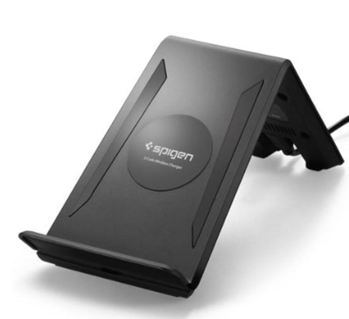 Spigen 3-Coil Fast Wireless Charging Stand