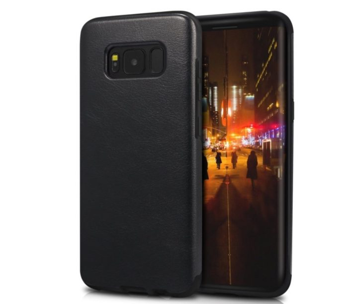Tendlin TPU Leather Case ($10)