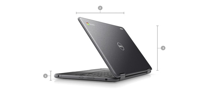 dell Chromebook-11 dimensions