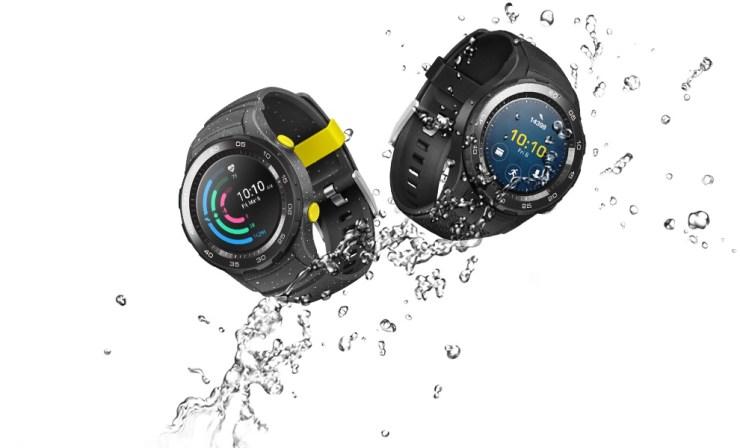 huawei watch 2 water resistance