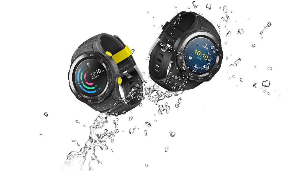 huawei watch 2 water resistance