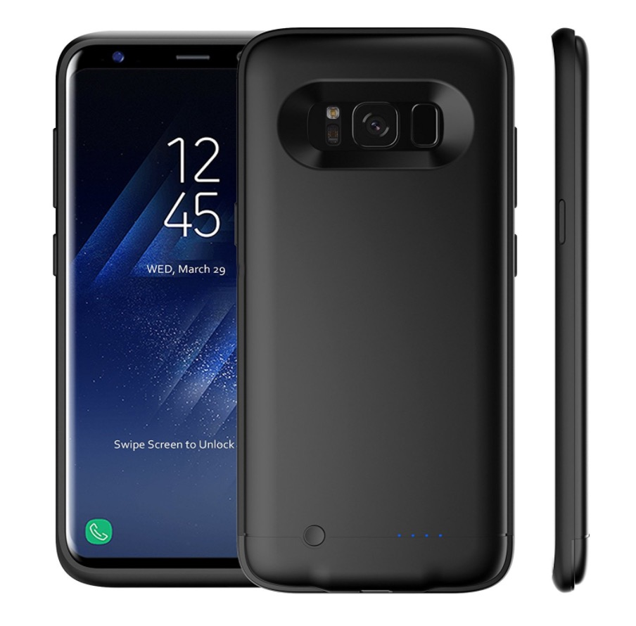 quality design 0a90a 959c3 5 Best Galaxy S8 Battery Cases