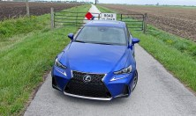 2017 Lexus IS 350 F Sport Review - 3