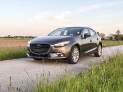 2017 Mazda 3 Hatchback Review - 7