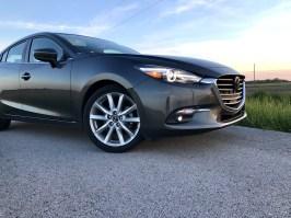 2017 Mazda 3 Hatchback Review - 8