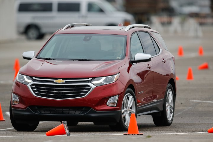 What you need to know about the 2018 Chevy Equinox pricing and options.