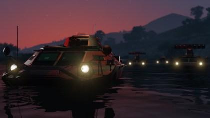 GTA 5 Online Gunrinning Update Screenshots - 1