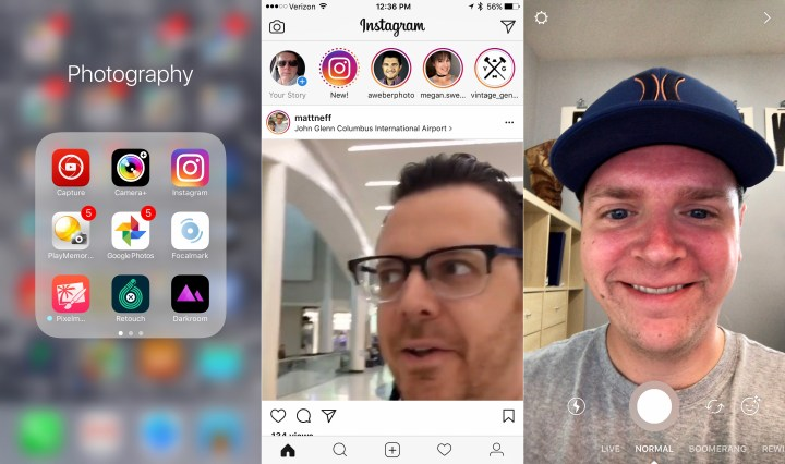 Learn how to use Instagram Face Filters.
