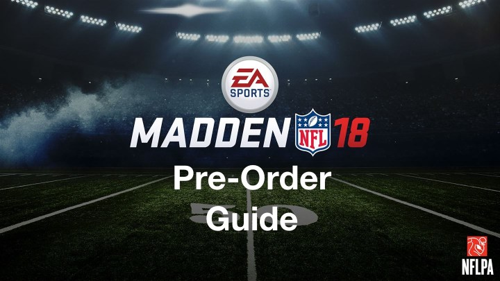 The reasons to pre-order Madden 18 and the reasons to wait before placing your order.