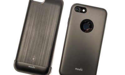 The Moshi IonSuit solves one of the biggest problems with battery cases.
