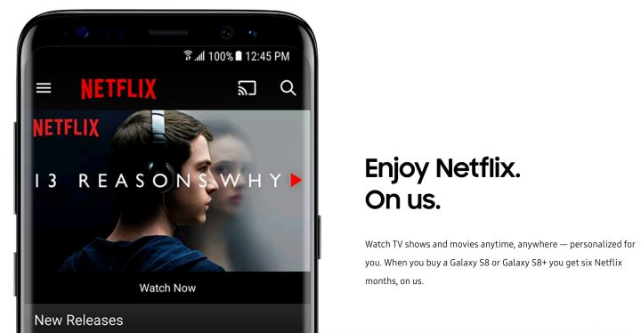 How to Claim Your Free Galaxy S8 Entertainment Kit