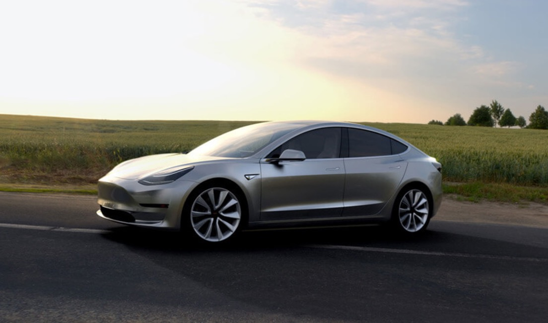 Tesla Model 3 Details Announced