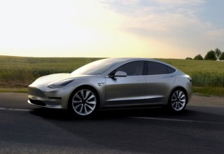 New Tesla Model 3 specs include the 0-60 time, range and cargo room.