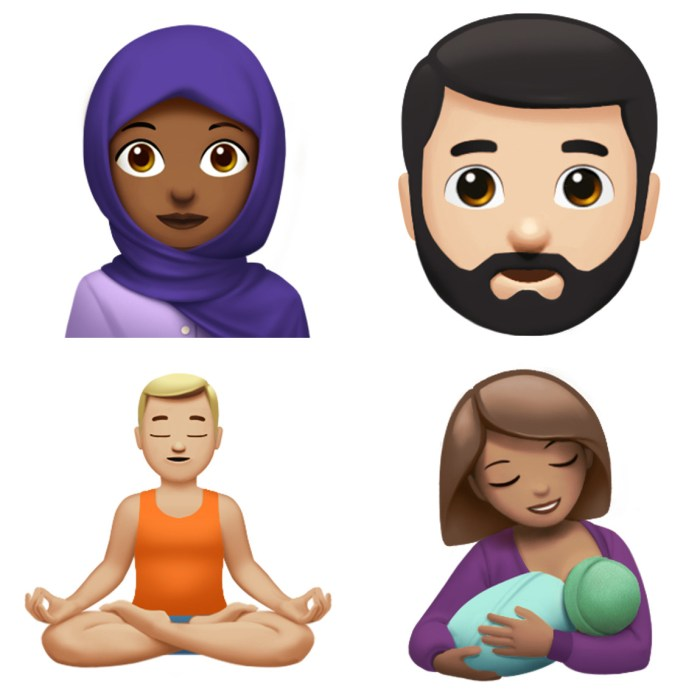 Don't Expect New Emojis in iOS 11.0