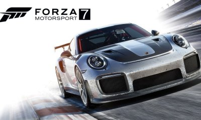 Watch the new 4K Forza 7 gameplay video in 60 FPS to experience the Xbox One X.