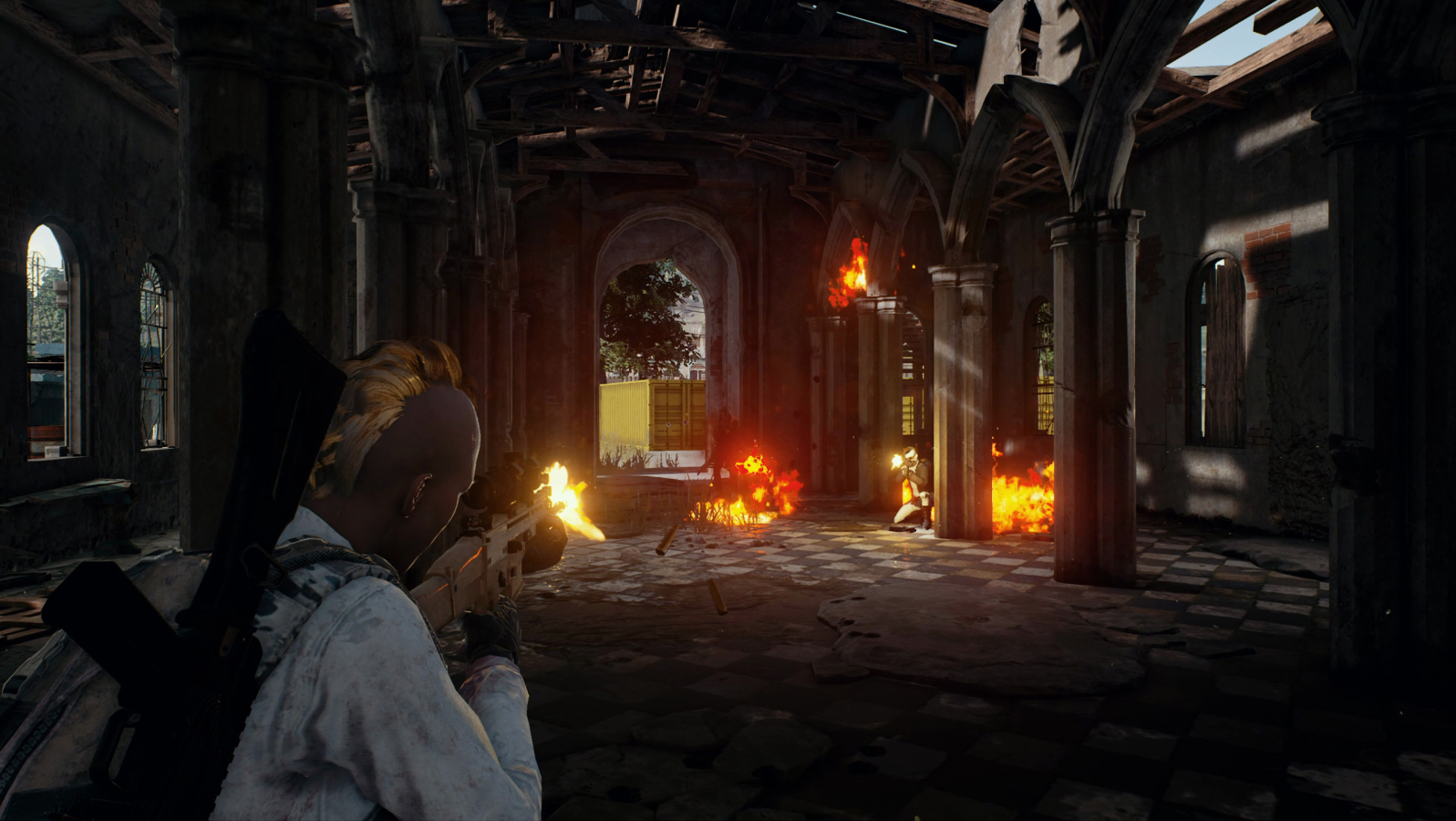Climbing, Mods, New Weather Effects for PlayerUnknown's Battlegrounds Revealed at E3 2017