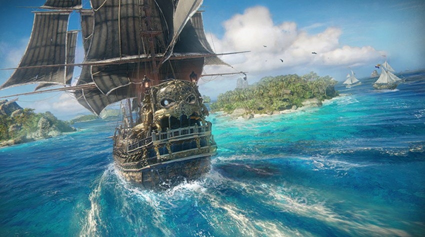 Ubisoft has revealed the Skull & Bones release window.