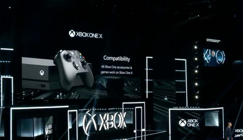 Xbox One X Backwards Compatibility explained.