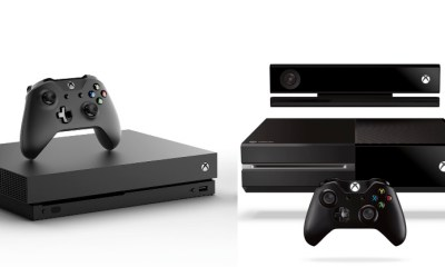 What you need to know about the Xbox One vs Xbox One X.