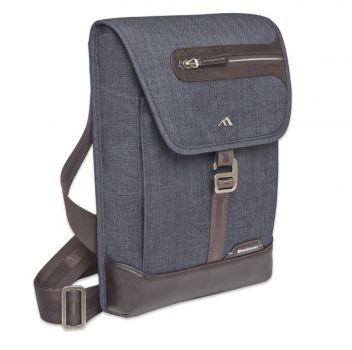 Collins Vertical Messenger Bag - $69.95