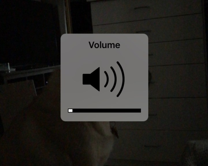 Get Excited About the New Volume Slider