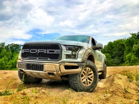 2017 Ford Raptor Review - 1