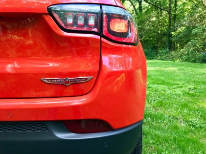2017 Jeep Compass Trailhawk Review - 13