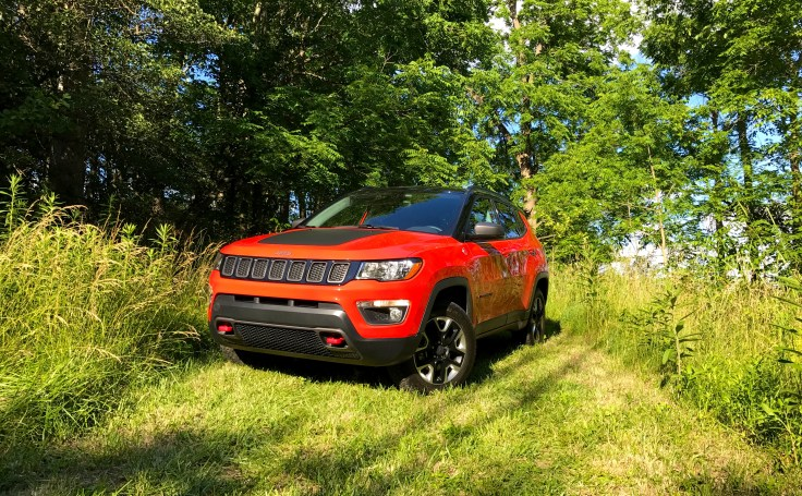 2017 Jeep Compass Trailhawk Review - 2
