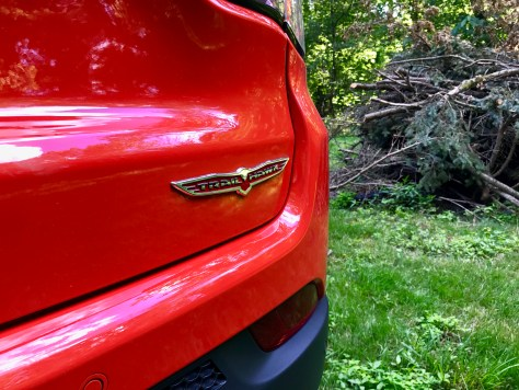 2017 Jeep Compass Trailhawk Review - 6