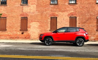2017 Jeep Compass Trailhawk Review - 8