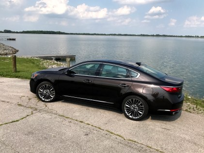 2017 Kia Cadenza Review - 6
