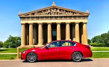 2018 Q50 RED SPORT 400 - 2