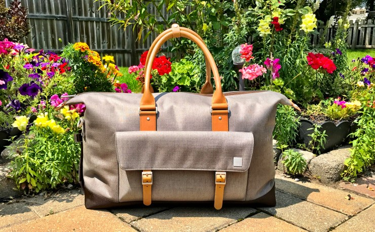 The Moshi Vacanza is an excellent weekend bag.