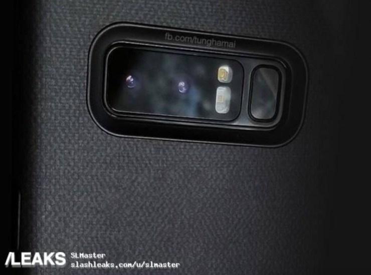 Galaxy Note 8 vs Galaxy S8: Cameras