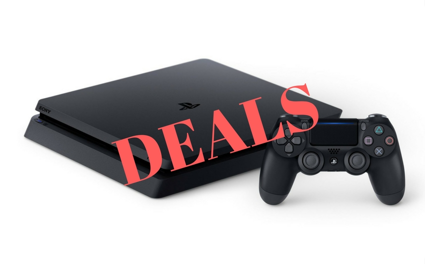 Don't Wait, Get a Great PS4 Deal