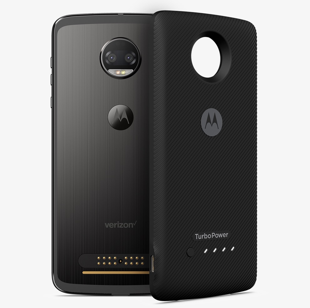 Moto Z2 Force Hands-on: Cool Mods, Dual Cameras, Weaker Battery